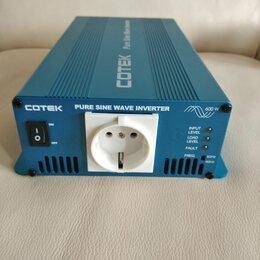 Источники бесперебойного питания, сетевые фильтры - Аккумуляторный инвертор cotek S600, 0