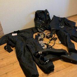 Аксессуары - Снаряжение для дайвинга (сухой костюм), 0
