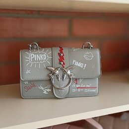 Клатчи - Pinko shine сумка, 0