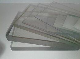 Поликарбонат - Монолитный поликарбонат прозрачный, 0