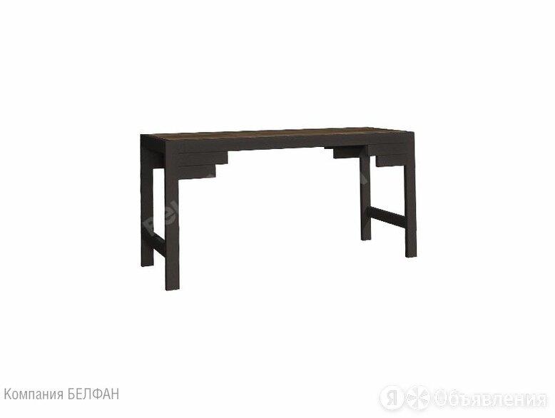 """Скамья """"Art Collection"""" 90; графит, чёрный металл по цене 26400₽ - Мебель для кухни, фото 0"""