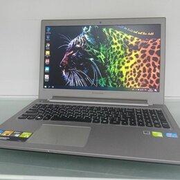 Ноутбуки - Игровой ноутбук Lenovo IdeaPad Z500, 0