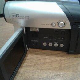 Видеокамеры - видеокамера SAMSUNG 33*ORTICAL200m DIGITAL 1200 , 0