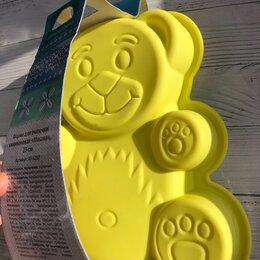 Посуда для выпечки и запекания - Новая силиконовая форма для пирога мишка, 0