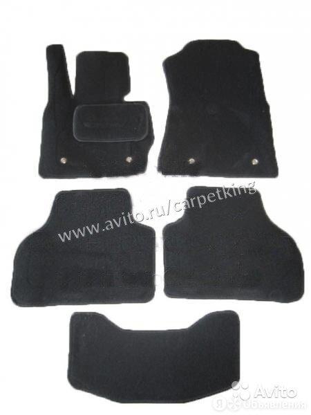 Ворсовые коврики в салон на Bmw X4 F26 по цене 2100₽ - Аксессуары для салона, фото 0