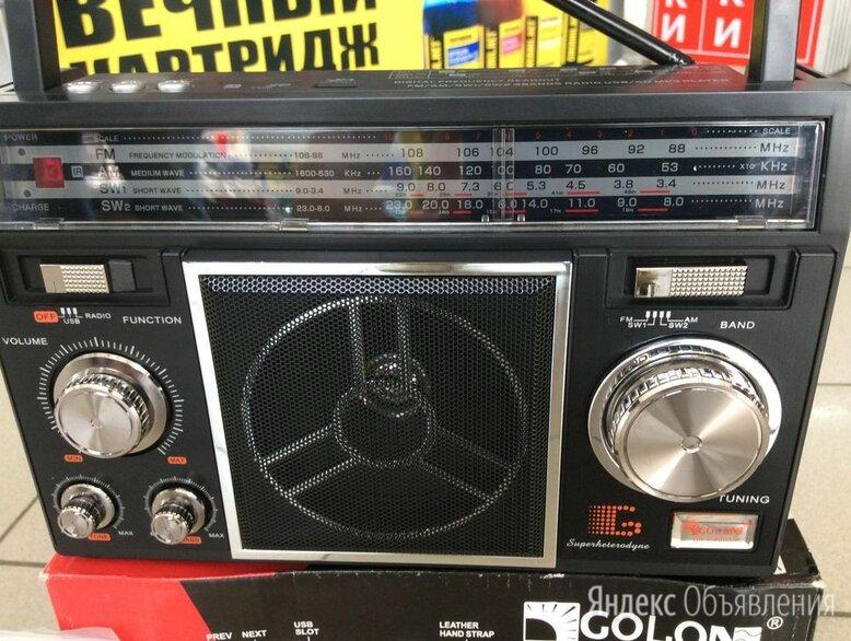 Радиоприемник golon qr-6500uar MP3 плеер по цене 2500₽ - Радиоприемники, фото 0