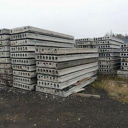 Железобетонные изделия - Плита перекрытия, дорожные, бордюр, 0