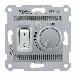 Отопительные системы - Термостат теплого пола Schneider Electric Sedna 10A 230V SDN6000360, 0
