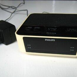 Часы настольные и каминные - Часы с радио  Philips AJ3115/12, 0