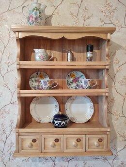Мебель для кухни - Полка навесная кухонная , 0