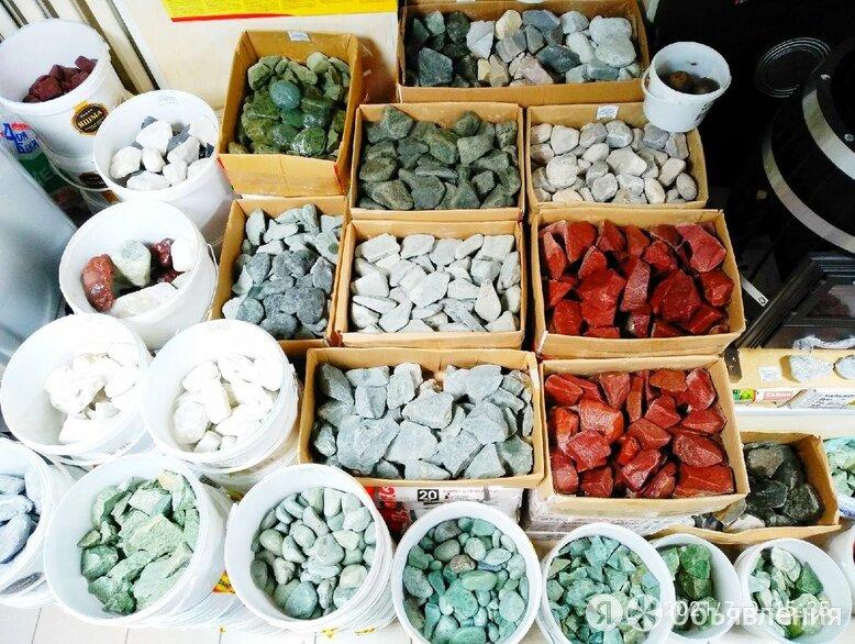 Камни для бани и сауны по цене 14₽ - Камни для печей, фото 0