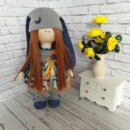 Рукоделие, поделки и сопутствующие товары - Интерьерная текстильная кукла ручной работы #2, 0