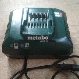 Аккумуляторы и зарядные устройства - Зарядное устройство метабо аsc55, 0