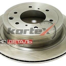 Вытяжки - KORTEX KD0460 Диск торм.зад.вент.d332mm , 0
