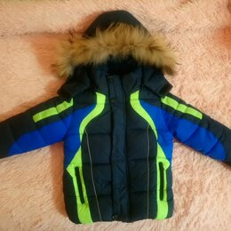 Куртки и пуховики - Пуховик Зимний На Ребёнка 4-6 лет, 0