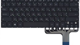 Клавиатуры - Клавиатура Asus ZenBook UX305C черная, 0