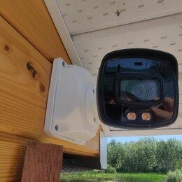 Камеры видеонаблюдения - камера видеонаблюдения full colour, 0