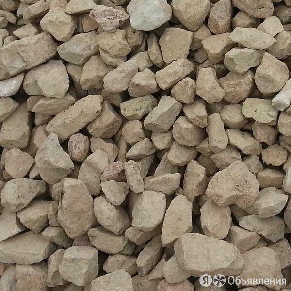 Щебень известняковый по цене 370₽ - Строительные смеси и сыпучие материалы, фото 0