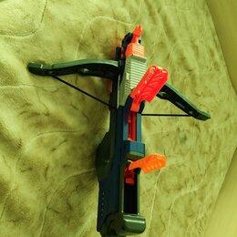 Игрушечное оружие и бластеры - Nerf Арбалет, 0