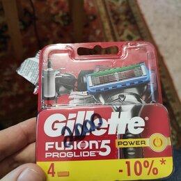 Бритвы и лезвия - Сменные кассеты gillette fusion5 proglide power, 0