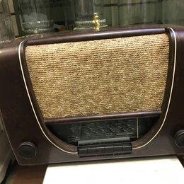 Радиоприемники - Радиоприёмник RFT Super 4u 65. 50 годы. Редкость. , 0