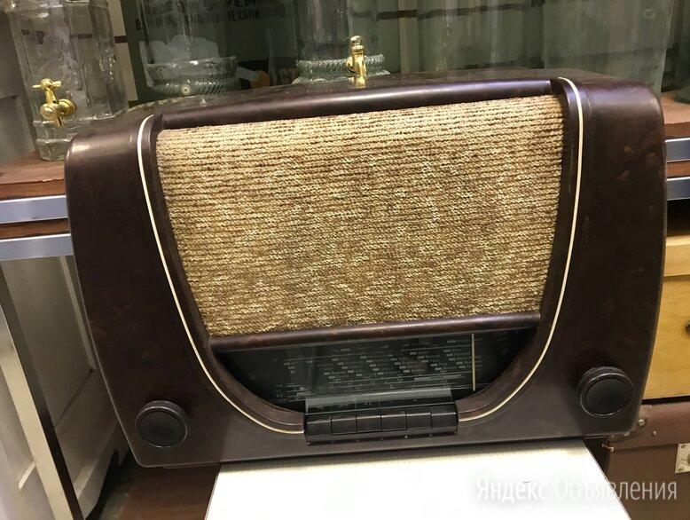 Радиоприёмник RFT Super 4u 65. 50 годы. Редкость.  по цене 17000₽ - Радиоприемники, фото 0