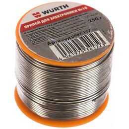 Сопутствующие товары для пайки - Припой для пайки электронных компонентов Wurth №10, 0