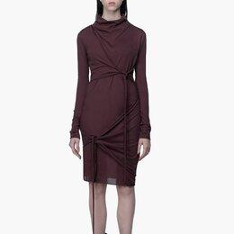 Платья - Bat norton платье бордовое, 0
