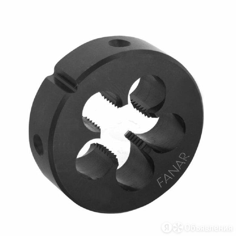 Плашка для труднообрабатываемых сталей FANAR 037880 по цене 2667₽ - Принадлежности и запчасти для станков, фото 0