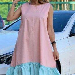Платья - Платье ХБ, 0