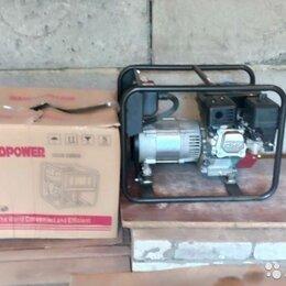 Электрогенераторы - Бензиновый генератор, 0
