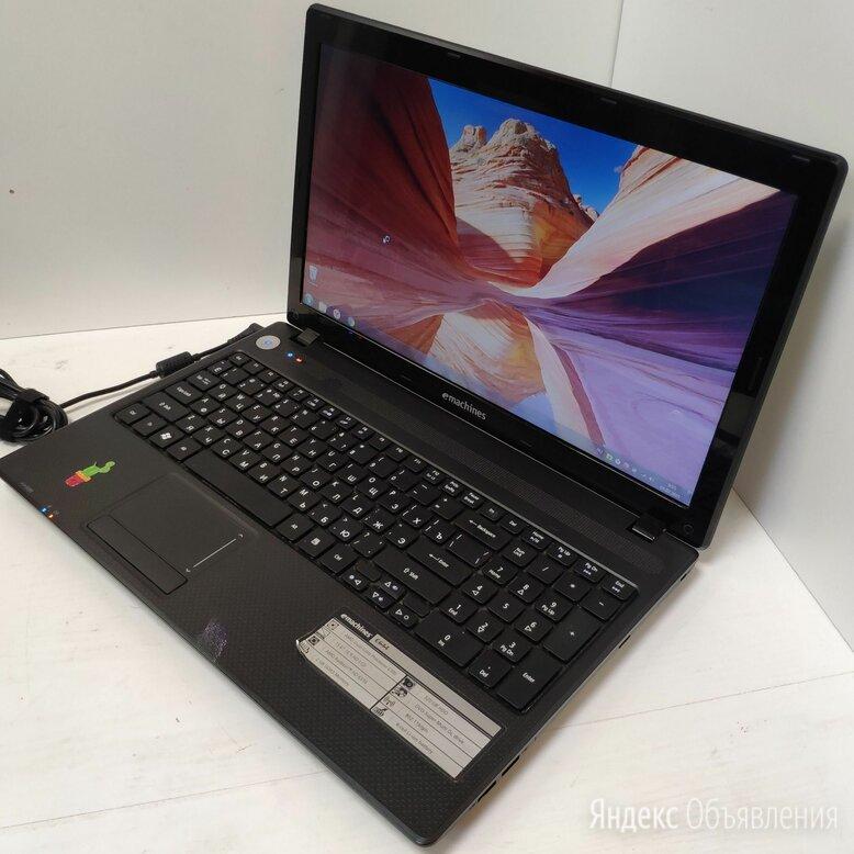 Ноутбук emachines по цене 6500₽ - Ноутбуки, фото 0