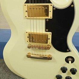 Электрогитары и бас-гитары - Матёрая SG-шка Vintage VS6. Бесплатная Доставка, 0