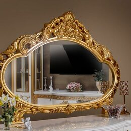 Зеркала - Зеркало Маркиза золото, 0