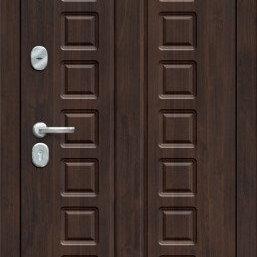 Входные двери - Дверь входная Porta S 51.П61 (Урбан) Almon 28/Cappuccino Veralinga, В НАЛИЧИИ, 0