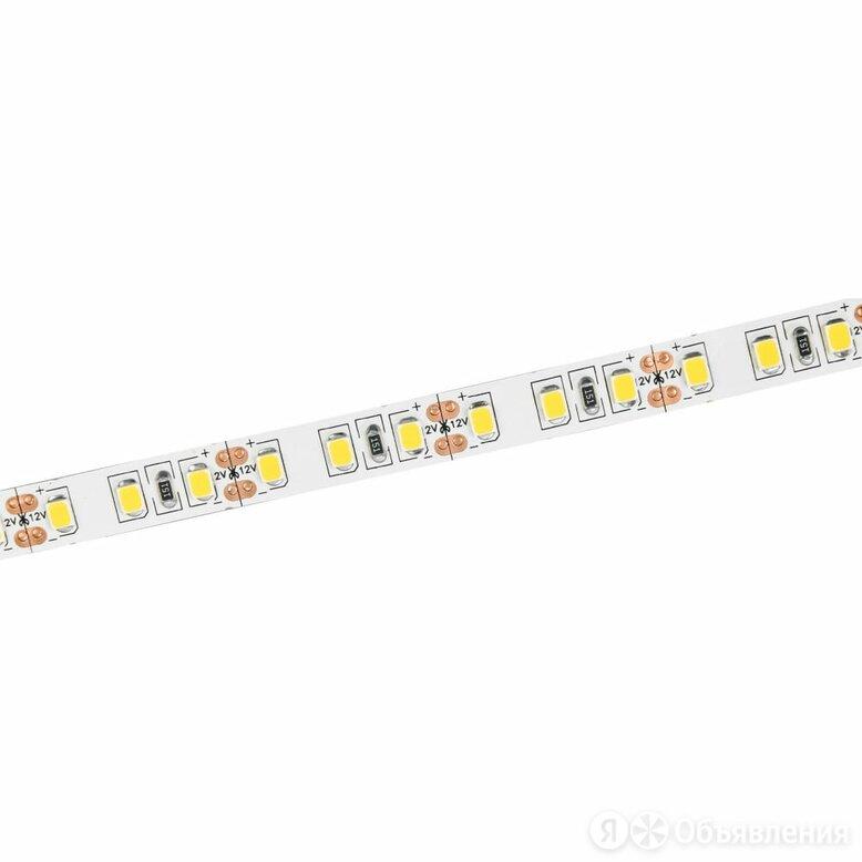 Лента IEK LSR-2835WW120-9 по цене 506₽ - Интерьерная подсветка, фото 0