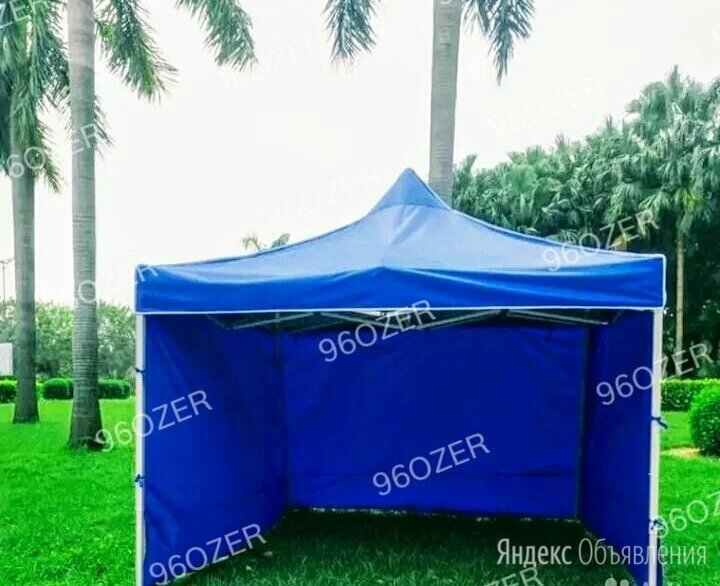 Палатка-шатер быстросборная по цене 6800₽ - Шатры, фото 0