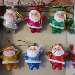 Ёлочные украшения - Елочные игрушки на небольшую елку, 0