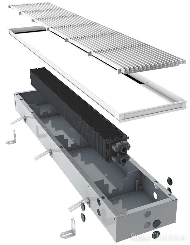 Водяной конвектор Jaga Mini Canal H09 L110 T34 по цене 28310₽ - Отопление и кондиционирование , фото 0