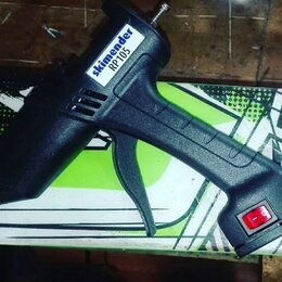 Клеевые пистолеты - Пистолет клеевой для ремонта лыж, 0