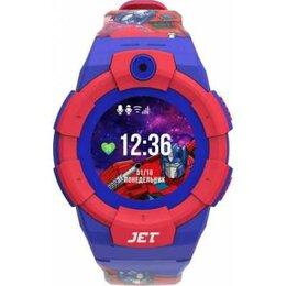 Умные часы и браслеты - Умные часы Jet Jet Kid Optimus Prime, 0