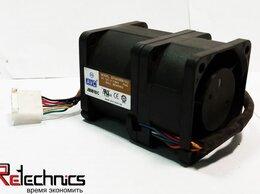 Кулеры и системы охлаждения - Вентилятор серверный AVC DF04056B12U 40x40x56 DC 1, 0