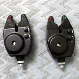 Прочие принадлежности - Сигнализаторы поклевки, электронные 2 штуки, 0