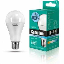 Лампочки - Светодиодная лампа E27 13W 4500К (белый) A60…, 0