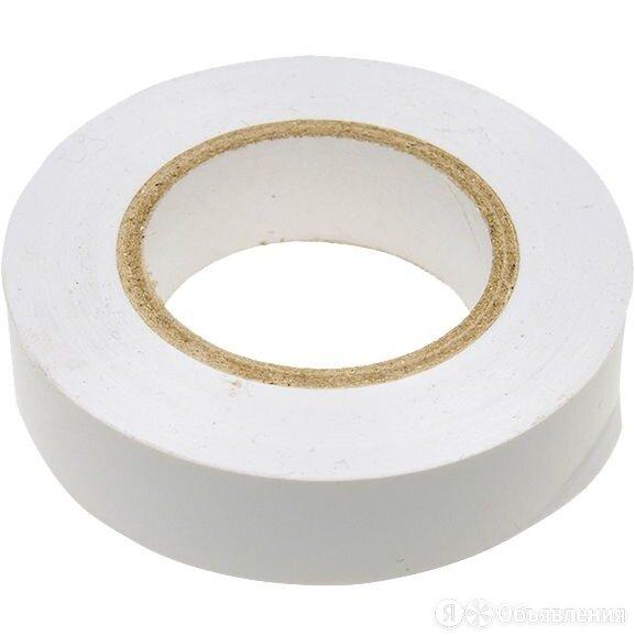 Изолента Курс ПВХ, белая, 15*0.13 мм, 10 метров по цене 25₽ - Изолента, фото 0