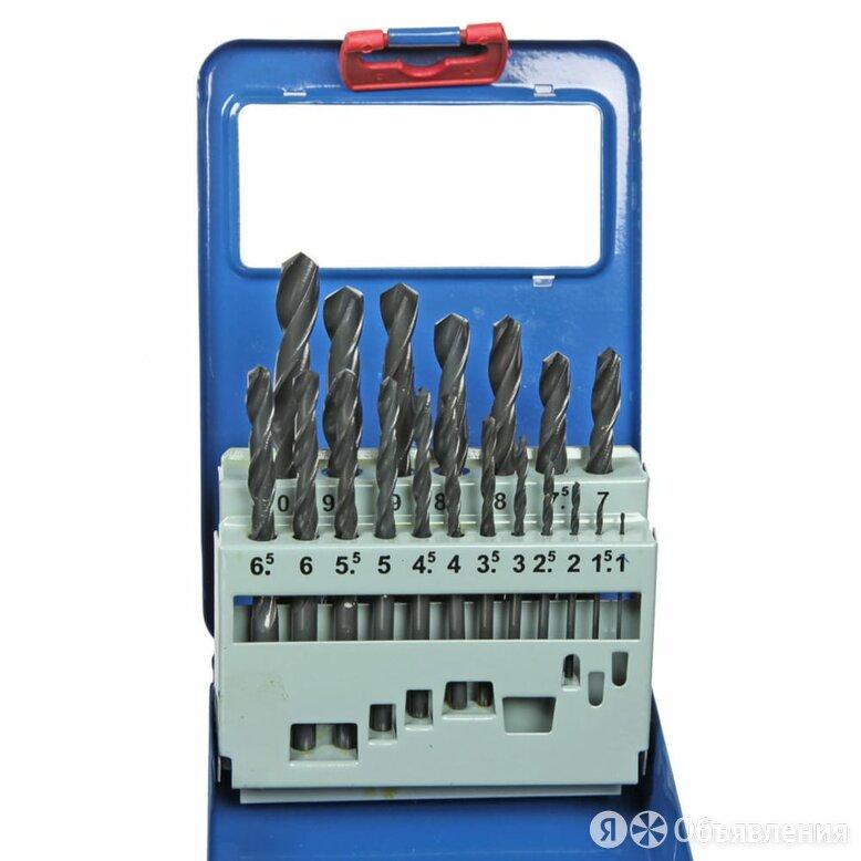 Оксидированные сверла по металлу EКТО DN-016 по цене 1208₽ - Для дрелей, шуруповертов и гайковертов, фото 0