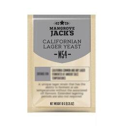 Ингредиенты для приготовления напитков - Дрожжи пивные MANGROVE JACK'S Californian Lager M54, 0