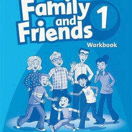 Обучающие плакаты - Family and Friends 1 Workbook, 0