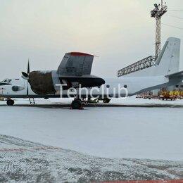 Самолеты - Самолет Ан-26-100, 1979 г., 0