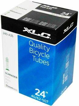 Покрышки и камеры - Камера велосипедная 24 дюйма 2шт XLC Bicycle tubes, 0